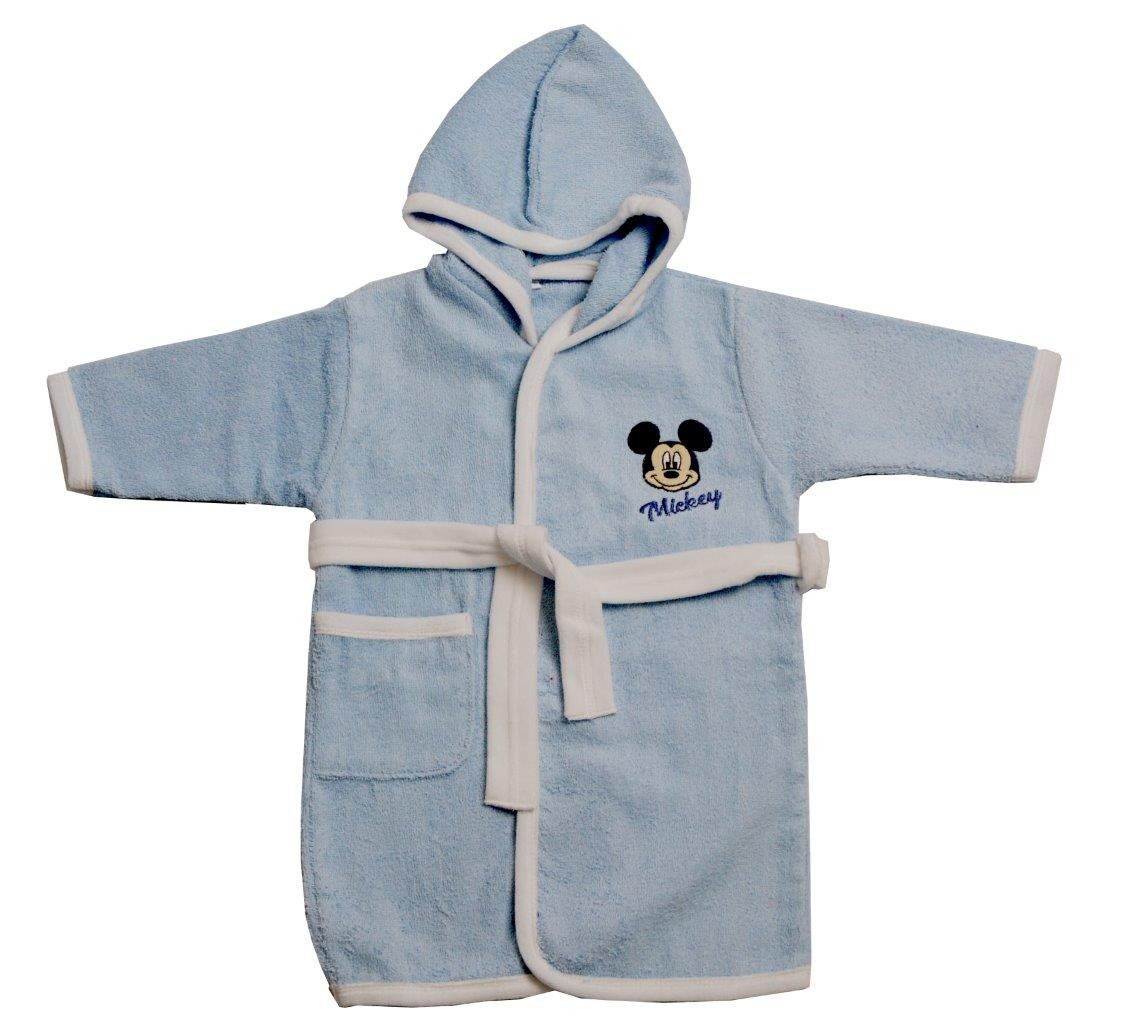 Ellepi Accappatoio Disney Baby Mickey Mouse