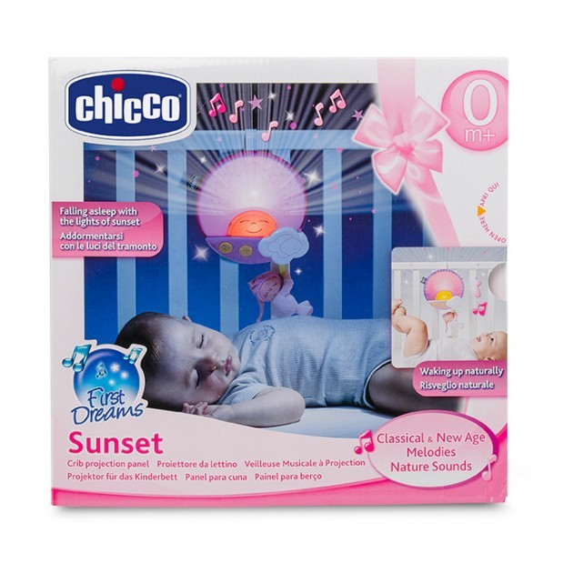 Chicco Pannello Sunset Rosa