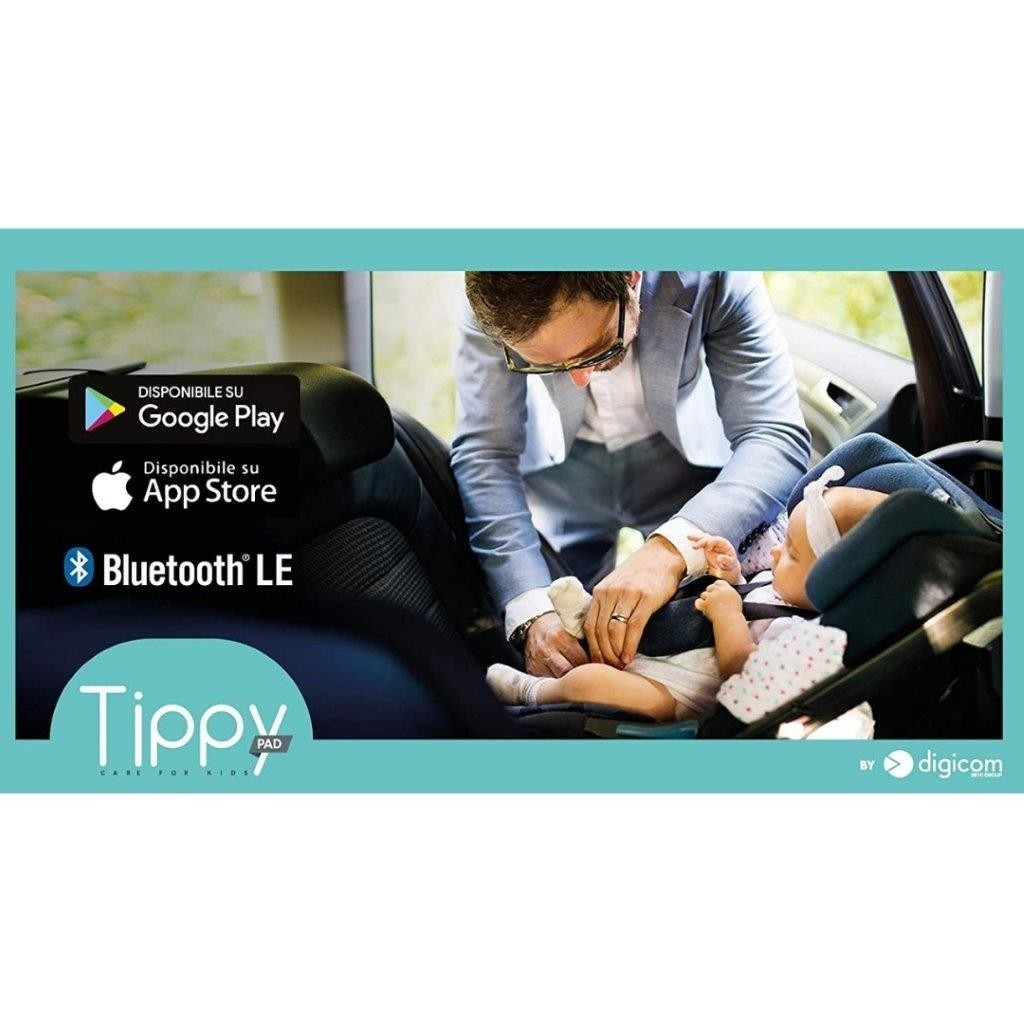 Tippy Smart Pad Dispositivo Anti Abbandono