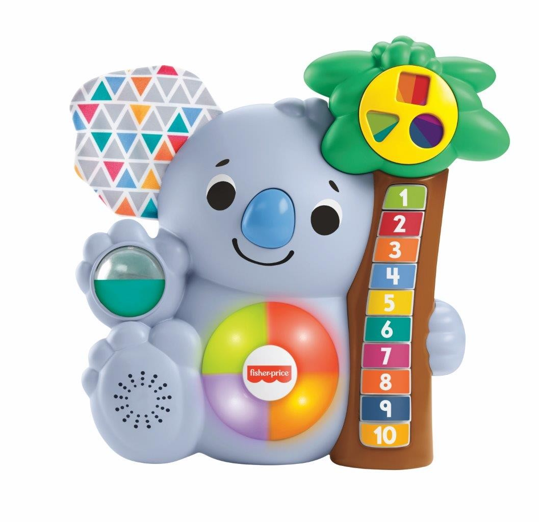 Fisher Price Parlamici Baby Koala