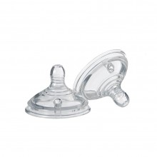 Tommee Tippee 2 Tettarelle 6m+  Flusso pappa