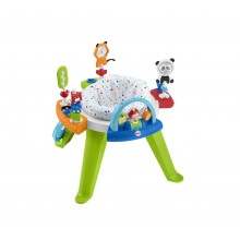 Fisher-Price Mega Bloks Gira e Trova Centro 3-in-1