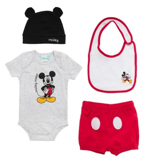 Set Regalo Neonato Mickey Mouse Disney Baby