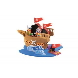 Sevi Play Set Pirati