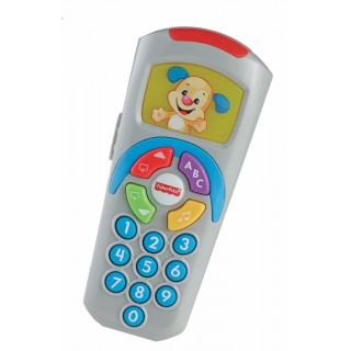 Fisher-Price Telecomando del Cagnolino Giocattolo Educativo