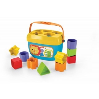 Fisher-Price Cercaforme Blocchi Assortiti