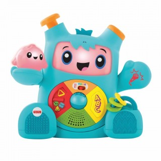 Fisher-Price Rockit Baby Ritmo Giocattolo Elettronico Educativo