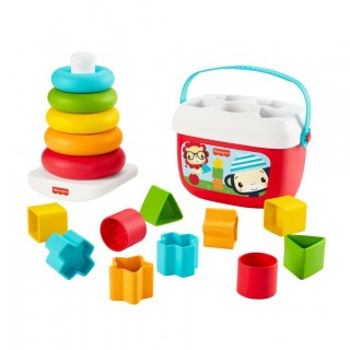 Fisher Price-Eco Set Giochi