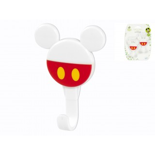 Set 2 Appendini Sagomati Mickey Mouse