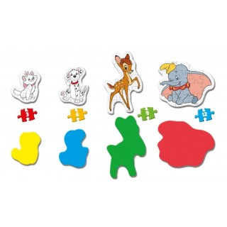 Clementoni Il Mio Primo Puzzle Animal Friends Disney Baby