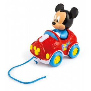 Clementoni Baby Mickey Macchina Trainabile