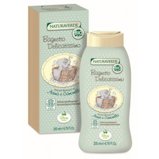 Naturaverde Bio Bagnetto Delicatissimo Disney Dumbo