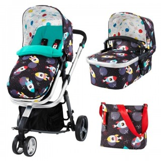 Giggle 2 Passeggino Duo Cosatto Space Racer