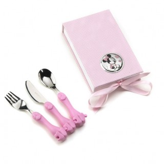 Set Posate In confezione regalo Minnie