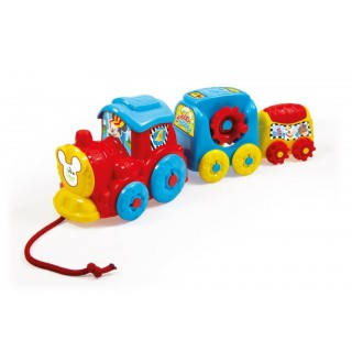 Clementoni Disney Baby Activity Train
