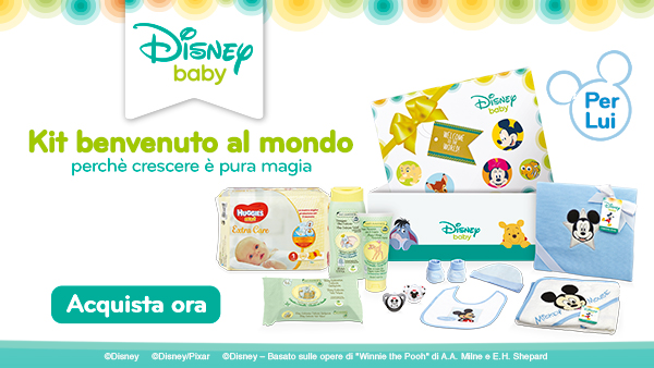 Disney Baby Box Mickey