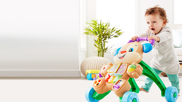 Fisher Price Primi Passi