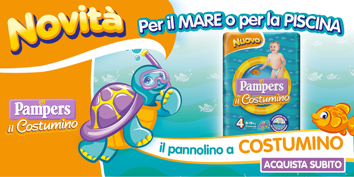 Costumino Pampers