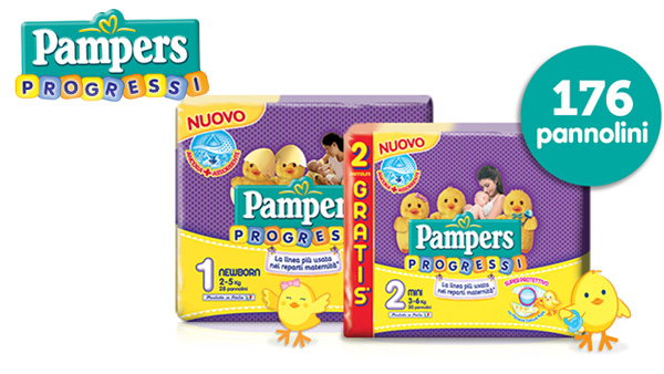 Pampers Starte Kit